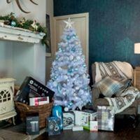 6ft Woodland Christmas Tree (White Spruce)