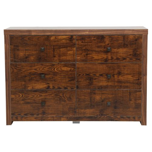 Torino Chest of 6 Drawers