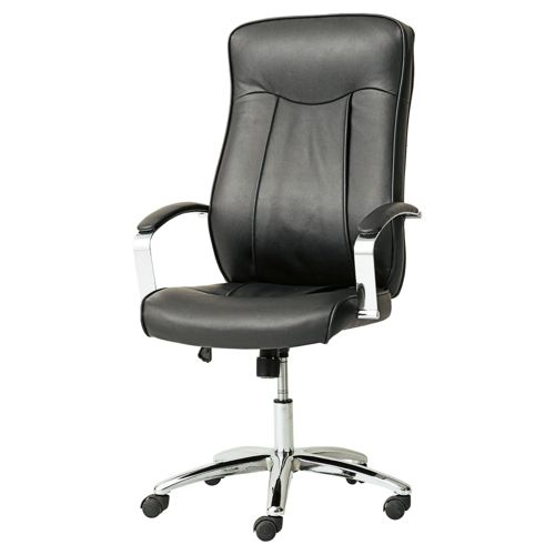 Madison Office Chair - Black