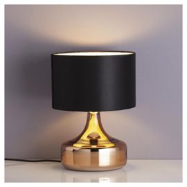 Copper Table Lamp Tesco Next