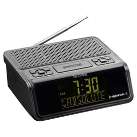 Tesco Dab Alarm Clock Radio 10
