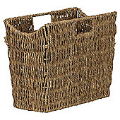Tesco Seagrass Magazine Basket