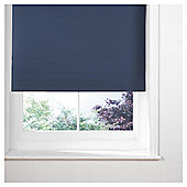 Thermal Blackout Blind, Navy 180Cm