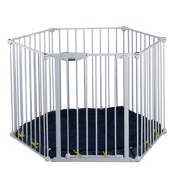 Lindam Safe & Secure Metal Playpen