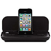 TDK TAC3122 Ultra Portable Travel Speaker (Black) for iPod/iPhone