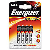 Energizer 4 Pack AAA batteries