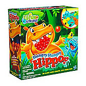 Hungry Hippos Marble Grabbing Game