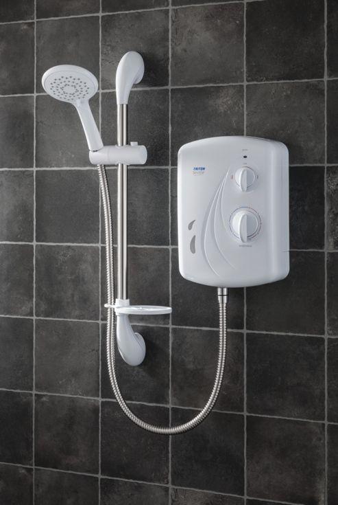 Triton Showers Seville 21 cm x 11 cm Electric Shower - 8.5 KW