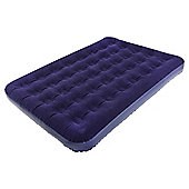 Tesco Flocked Double Air Bed