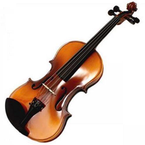 Antoni Debut Full Size Violin Outfit- Natural