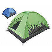 2 Man Carnival Tent Blue