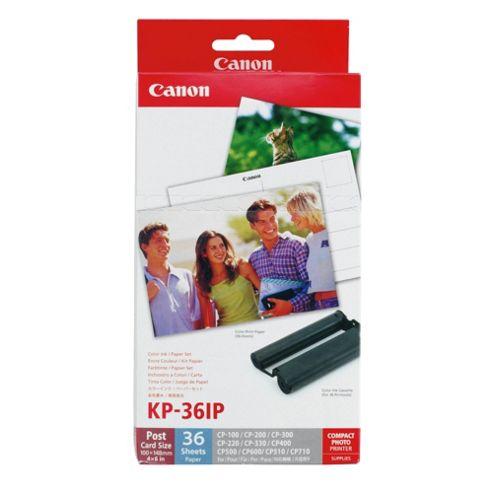 Canon KP36IP 36 Sheet printer pack