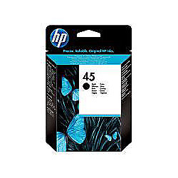 HP 45 Inkjet Print Cartridge - Black