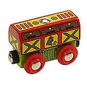 Bigjigs Rail Chicken Wagon