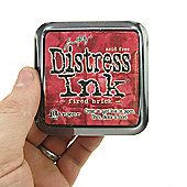 Fired Brick Distress Pad