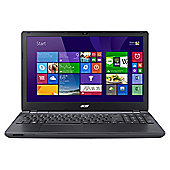 Acer Aspire E5-511 156 Laptop, Intel Celeron, 4GB Memory, 500GB Storage - Black