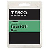 Tesco E262 Printer Ink Cartridge - Black