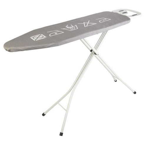 Ironing Board - L114xW38cm - 6 Adjustable Heights