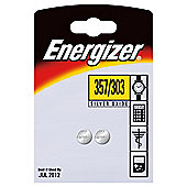 Energizer 2 Pack 357/303 Batteries