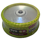 Tesco DVD+R spindle - pack of 25