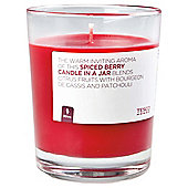 Tesco Spiced Berry Candle in a Jar