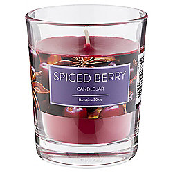 Spiced Berry Candle