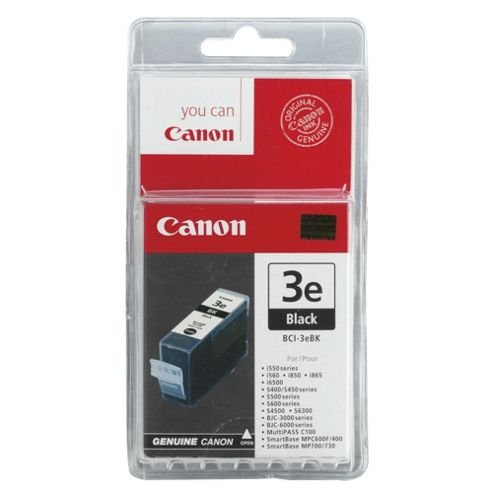 Canon BCI-3 Printer Ink Cartridge - Black