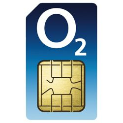O2 Pay as you go SIM Pack