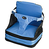 The First Years On The Go Booster Seat Blue