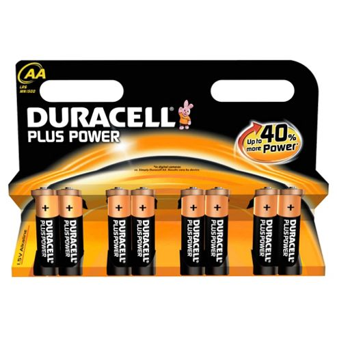 Duracell 8 Pack AA Batteries