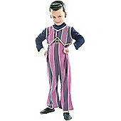 Child Lazy Town Robbie Rotten Costume