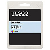 Tesco H130 remanufactured Colour Printer Ink Cartridge (Compatible with printers using HP 344 Cartridge)