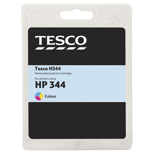 Tesco H130 remanufactured Printer Ink Cartridge - Tri-Colour