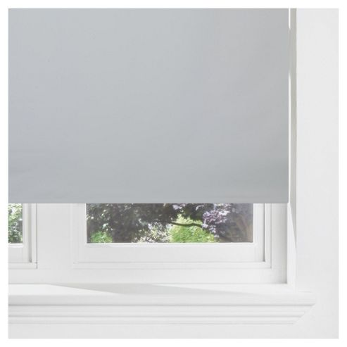 Thermal Blackout Blind, Duck Egg 120cm