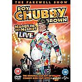 Roy Chubby Brown Hangs Up His Helmet DVD