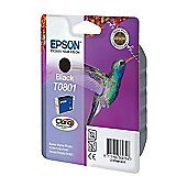 Epson T0801 Printer Ink Cartridge - Black