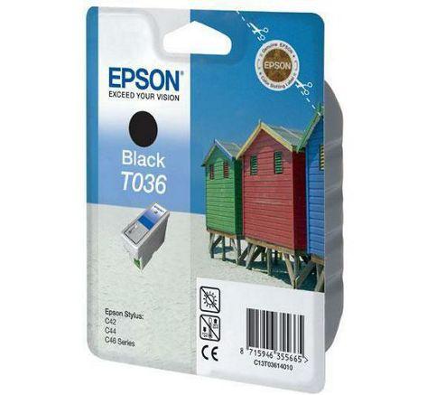 Epson Singlepack Black T036
