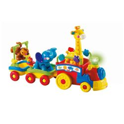 Fisher-Price Amazing Animals Sing & Go Choo-Choo