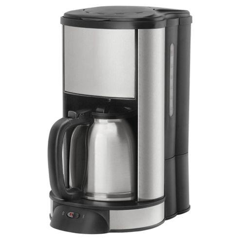 Tesco Cm16 1.8l Water Tank Coffee Maker
