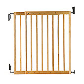 Lindam Extending Wooden Safety Gate
