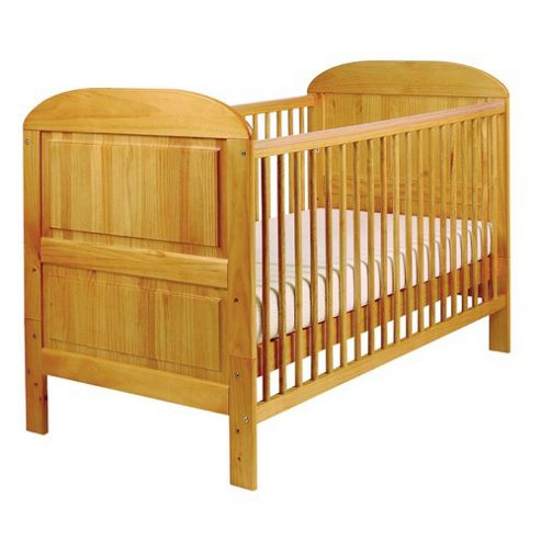 East Coast Angelina Cot Bed, Antique Effect-DUPLICATE