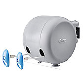 Minky duo retractable 30 metre outdoor reel
