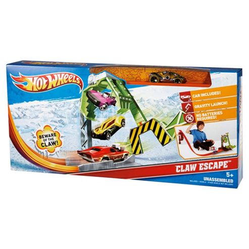 Hot Wheels Claw Escape