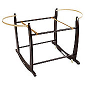 Clair de Lune Deluxe Rocking Stand - Dark Brown