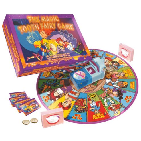 Tooth Fairy Games For Girls