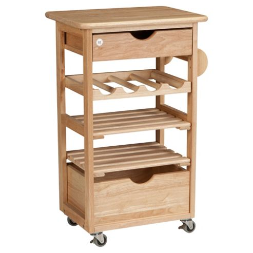 T&G Woodware Ltd Kitchen Compact Trolley