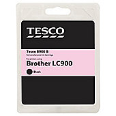 Tesco B15 Black Printer Ink Cartridge (Compatible with printers using Brother LC900 Cartridge)
