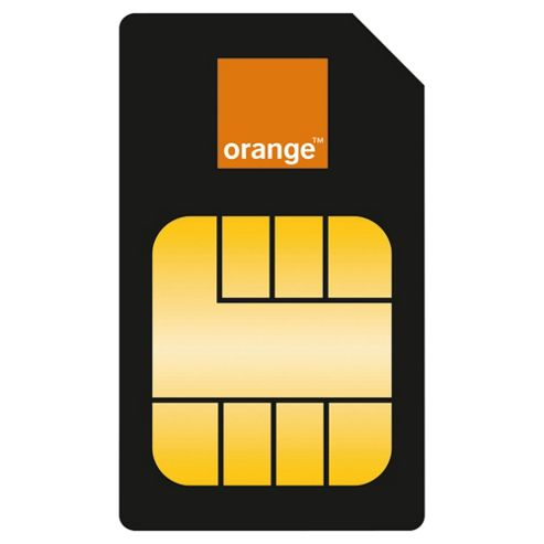Orange Pay as you go SIM Pack