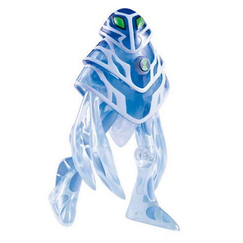 Ben 10 Ultimate Alien 10cm Ampfibian with Mini Figure