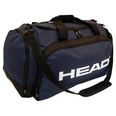 Head Viceroy Sports Gym Kit Bag Holdall, Navy